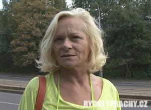 RYCHLÝ PRACHY 77 – SEDMASEDMDESÁTÝ ÚLOVEK (PRAHA – 16.09.2013) – JARMILA